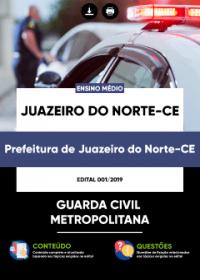 Guarda Civil Metropolitana - Prefeitura de Juazeiro do Norte - CE