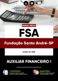 Auxiliar Financeiro I - FSA