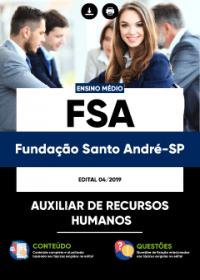 Auxiliar de Recursos Humanos - FSA