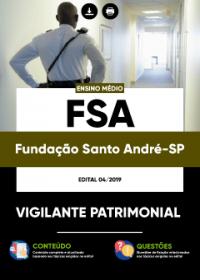Vigilante Patrimonial - FSA