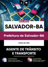 Agente de Trânsito e Transporte - Prefeitura de Salvador-BA