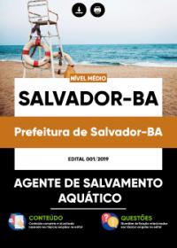 Agente de Salvamento Aquático - Prefeitura de Salvador-BA