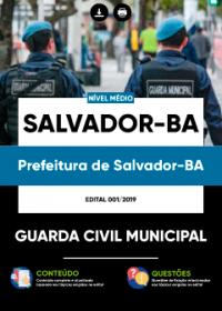 Guarda Civil Municipal - Prefeitura de Salvador-BA