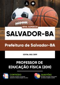 Professor de Educação Física - Prefeitura de Salvador-BA