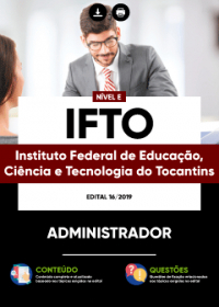 Administrador - IFTO
