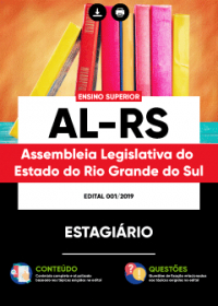 Estagiário - Ensino Superior - AL-RS