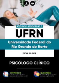 Psicólogo Clínico - UFRN