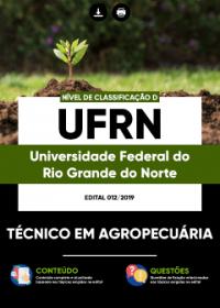 Técnico em Agropecuária - UFRN