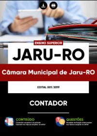 Contador - Câmara de Jaru-RO