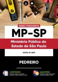 Pedreiro - MP-SP