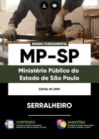 Serralheiro - MP-SP