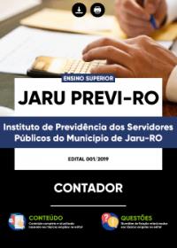 Contador - JARU PREVI-RO
