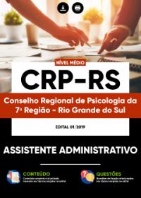 Assistente Administrativo - CRP-RS