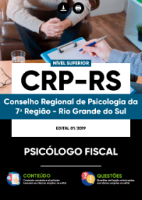 Psicólogo Fiscal - CRP-RS