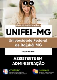 Assistente em Administração - UNIFEI-MG
