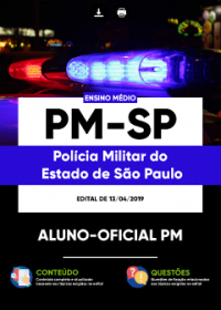 Aluno-Oficial PM - PM-SP