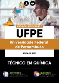 Técnico em Química - UFPE