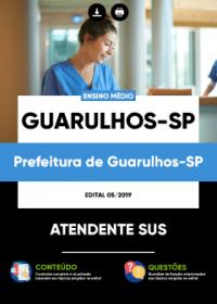 Atendente SUS - Prefeitura de Guarulhos-SP