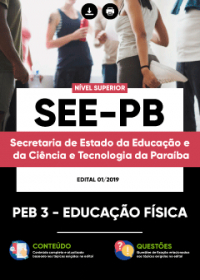 PEB 3 - Educação Física - SEE-PB
