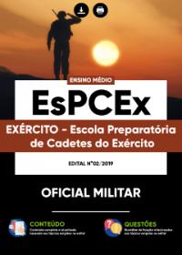 Oficial Militar - EsPCEx