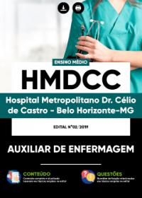 Auxiliar de Enfermagem - HMDCC