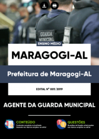 Agente da Guarda Municipal - Prefeitura de Maragogi-AL