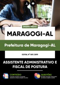 Assistente Administrativo e Fiscal de Postura - Prefeitura de Maragogi-AL