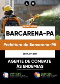 Agente de Combate às Endemias - Prefeitura de Barcarena-PA