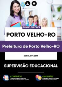 Supervisão Educacional - Prefeitura de Porto Velho-RO