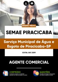 Agente Comercial - SEMAE PIRACICABA