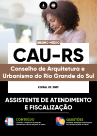 Assistente de Atendimento e Fiscalização - CAU-RS