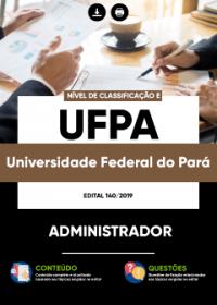 Administrador - UFPA