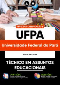 Técnico em Assuntos Educacionais - UFPA