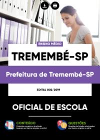 Oficial de Escola - Prefeitura de Tremembé-SP