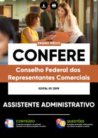 Assistente Administrativo - CONFERE