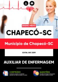 Auxiliar de Enfermagem - Prefeitura de Chapecó-SC