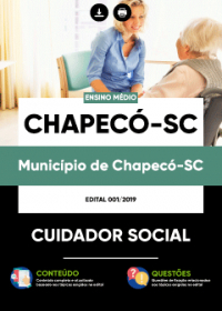 Cuidador Social - Prefeitura de Chapecó-SC