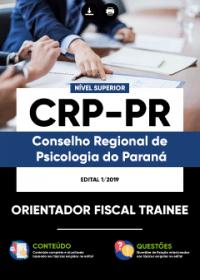 Orientador Fiscal Trainee - CRP-PR