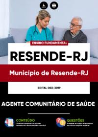 Agente Comunitário de Saúde - Prefeitura de Resende-RJ