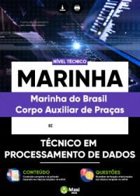 Técnico em Processamento de Dados - Marinha do Brasil