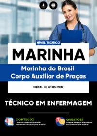 Técnico em Enfermagem - Marinha do Brasil