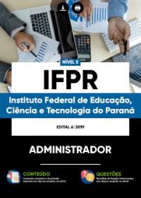 Administrador - IFPR