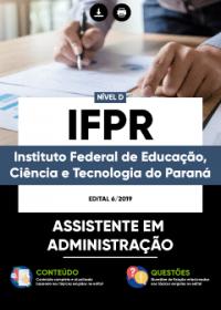 Assistente em Administração - IFPR