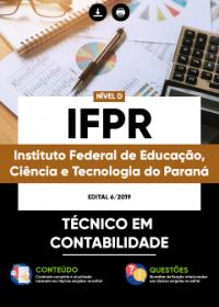 Técnico em Contabilidade - IFPR