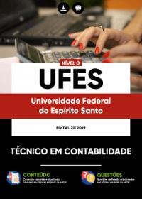 Técnico em Contabilidade - UFES