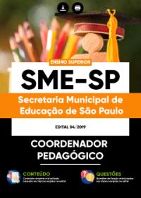 Coordenador Pedagógico - SME-SP