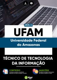 Técnico de Tecnologia da Informação - UFAM