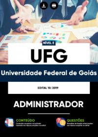 Administrador - UFG