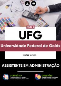 Assistente em Administração - UFG