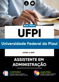 Assistente em Administração - UFPI